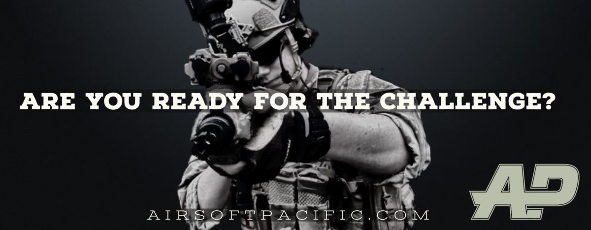 Airsoft Pacific Events